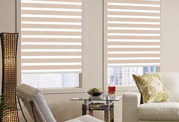 Layered Shades | Laguna Beach Blinds & Shades, LA